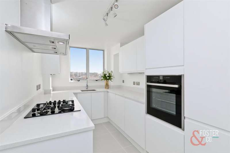 2 Bedrooms Apartment Flat for sale in Eaton Road, Hove