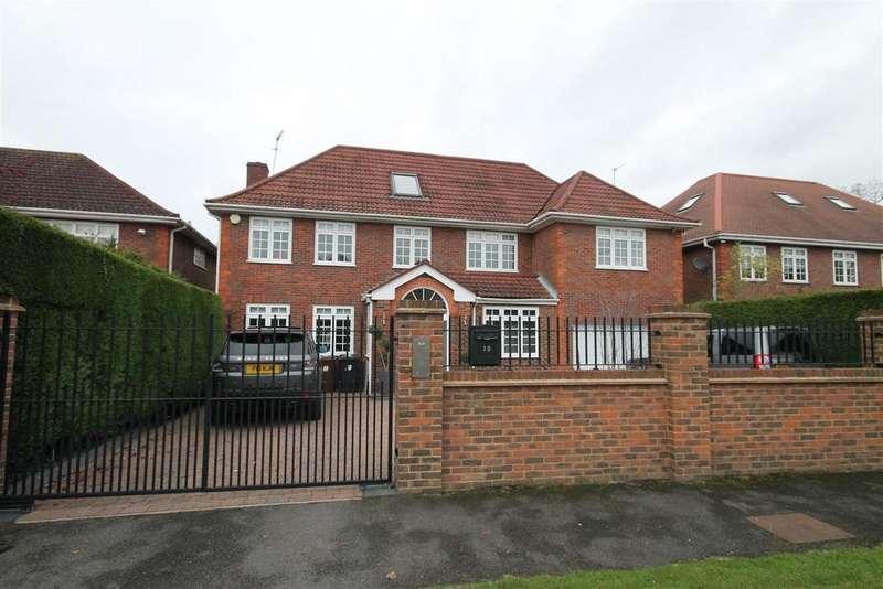 5 Bedrooms House for rent in Dellfield Close, Radlett