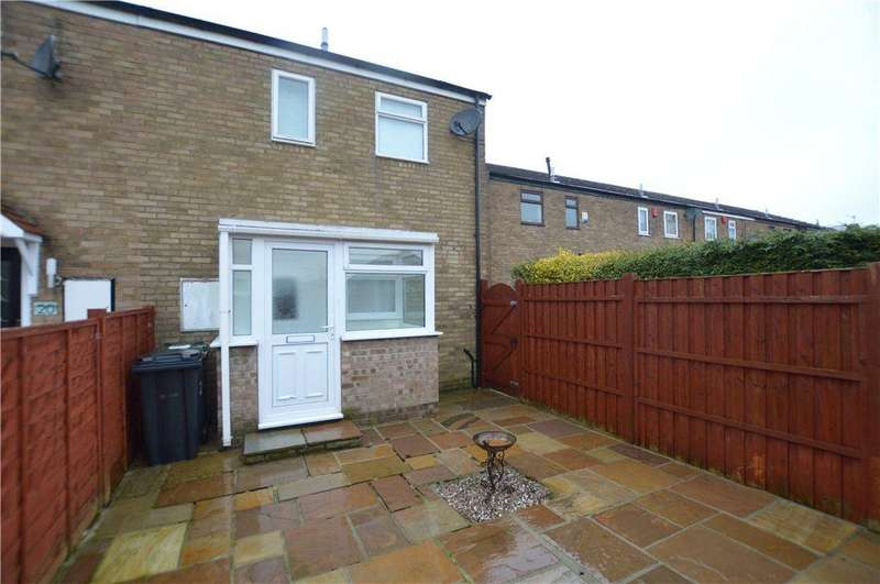 3 Bedrooms Terraced House for sale in White Laithe Close, Leeds, West Yorkshire