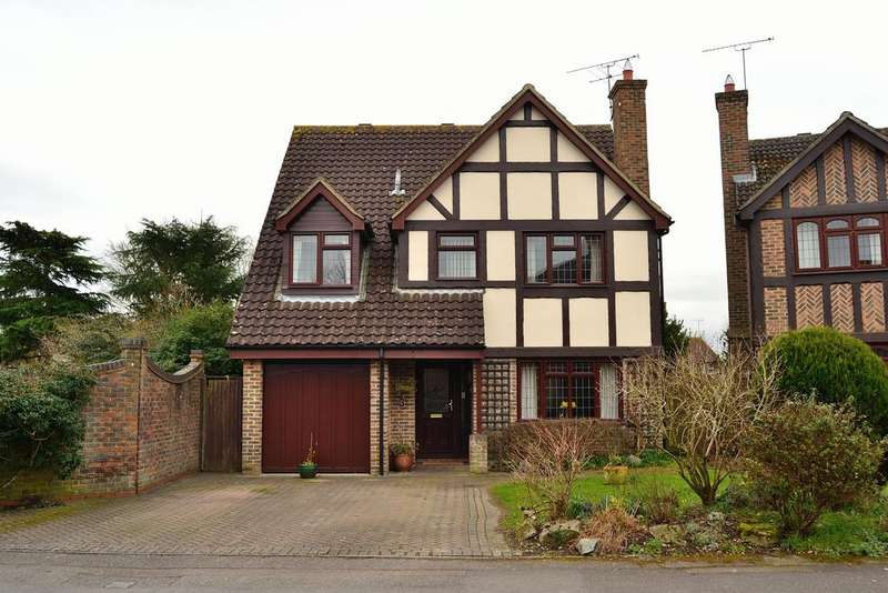 4 Bedrooms Detached House for sale in Hilmanton, Lower Earley, Reading, Berkshire, RG6 4HN