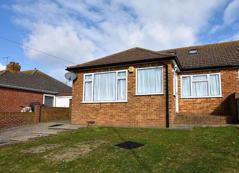 4 Bedrooms Semi Detached Bungalow for sale in Saltdean
