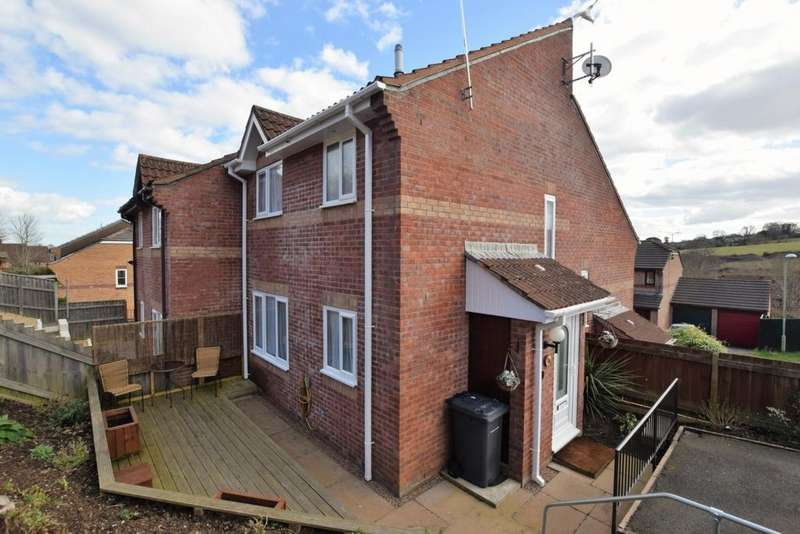 1 Bedroom House for sale in Farm Hill, Exwick, EX4
