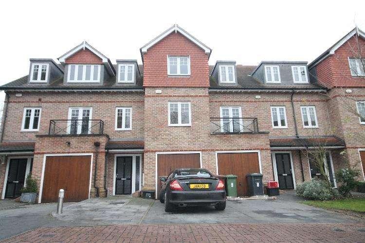 4 Bedrooms Terraced House for rent in Highbridge Close, Radlett