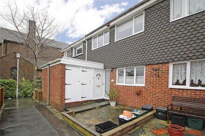 3 Bedrooms Terraced House for sale in Tonge Close, Beckenham, Kent