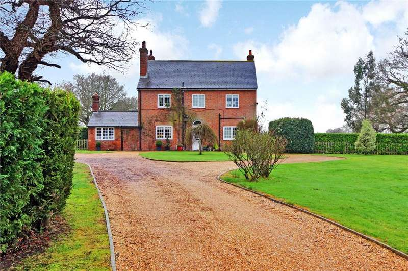 5 Bedrooms Equestrian Facility Character Property for sale in Redbrook Street, Woodchurch, Kent, TN26