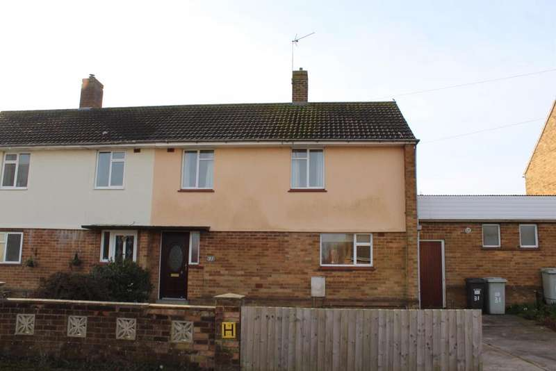 3 Bedrooms Semi Detached House for sale in Woodlands Avenue, Spilsby, PE23 5EL