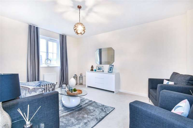 4 Bedrooms Detached House for sale in The Ferrars, Winchester Village, Winchester, Hampshire, SO22
