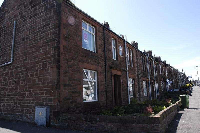2 Bedrooms Flat for rent in Bonnyton Road, Kilmarnock, East Ayrshire, KA1 2LY