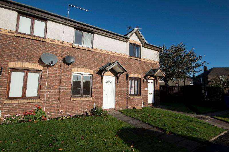 2 Bedrooms Terraced House for rent in Forge Road, Ayr, South Ayrshire, KA8 9NJ