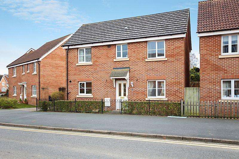 3 Bedrooms Detached House for sale in SOUTH CITY