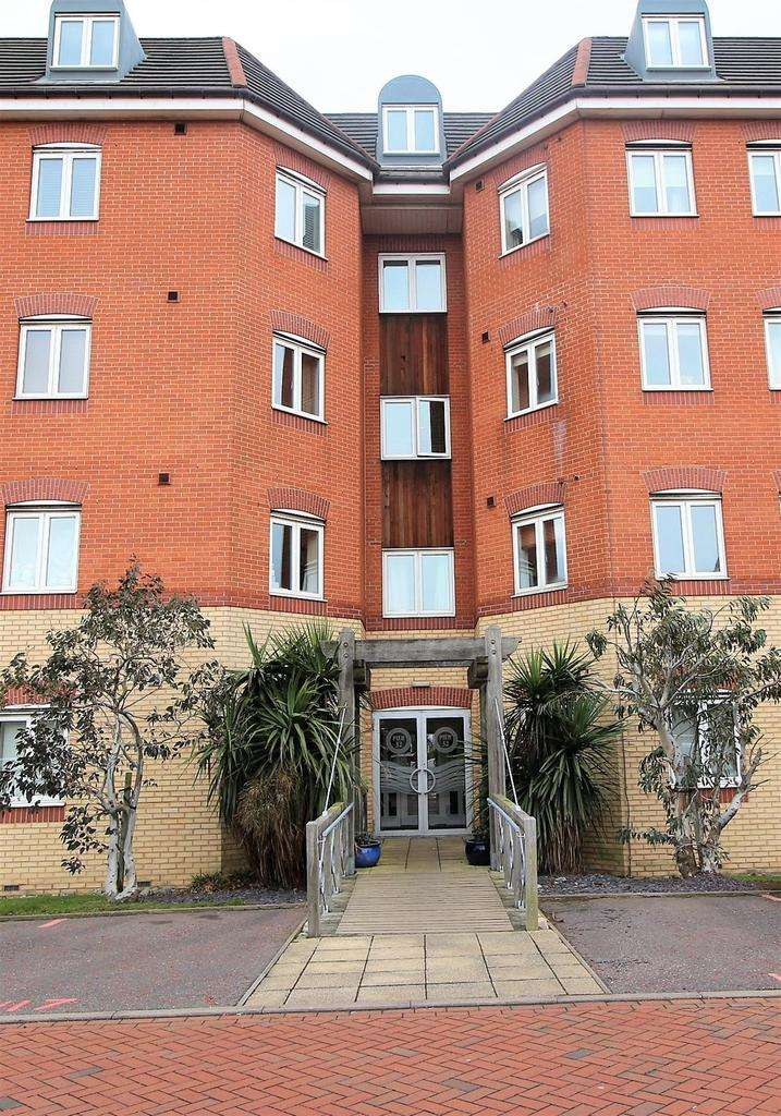 2 Bedrooms Ground Flat for sale in , Quebec Quay, Liverpool