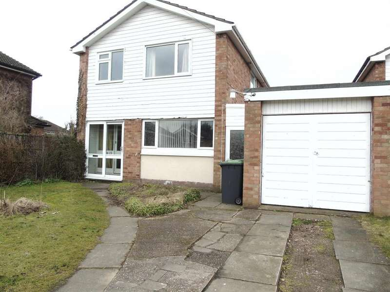 4 Bedrooms Detached House for sale in Leyburn Road, Lincoln, LN6 8SP