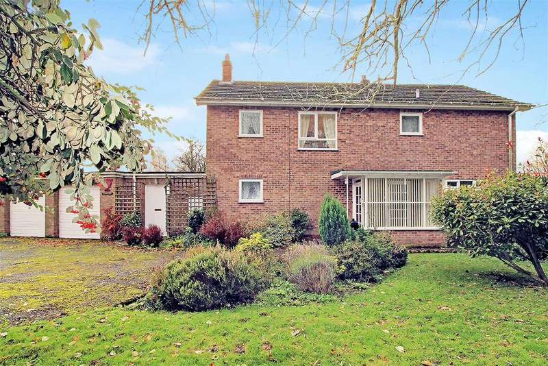 4 Bedrooms Detached House for sale in Old Bolingbroke, Spilsby, PE23 4HE