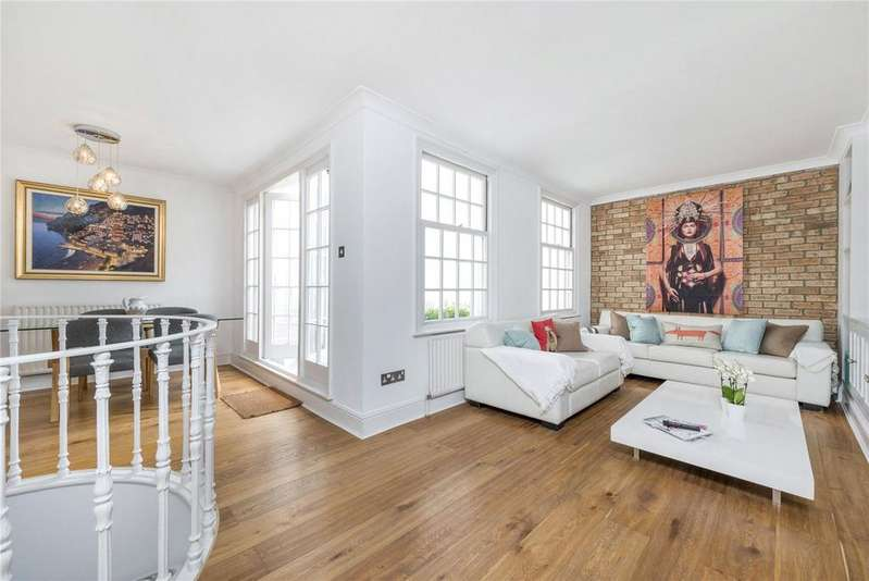 2 Bedrooms Flat for sale in Westbourne Street, The Hyde Park Estate, London