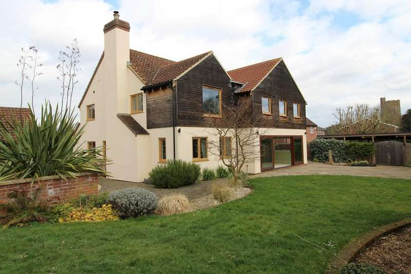 5 Bedrooms Detached House for rent in Bedford Road, Northill, Biggleswade, SG18