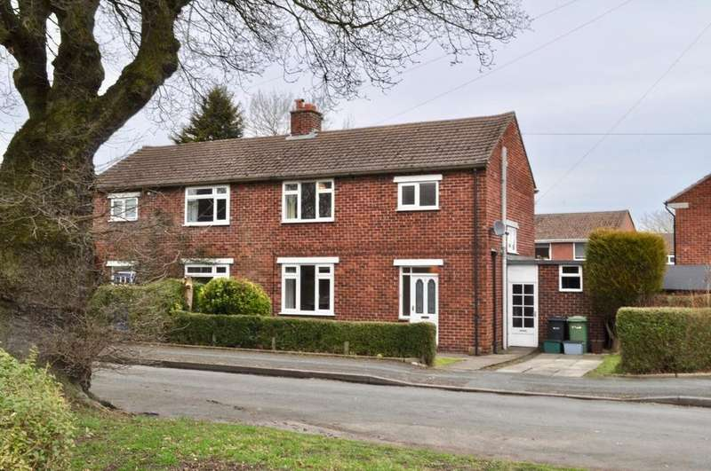 3 Bedrooms Semi Detached House for sale in Oak Lane, Cuddington, Northwich, CW8