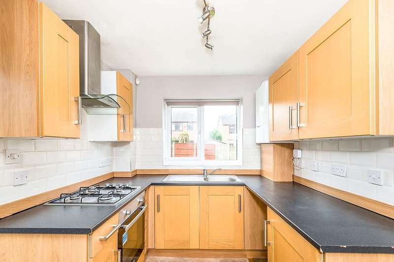 3 Bedrooms Semi Detached House for rent in Chetwynd Park, Cannock, WS12