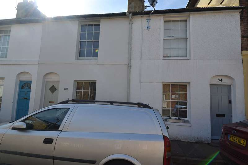 2 Bedrooms Terraced House for sale in Woodlawn Street, Whitstable