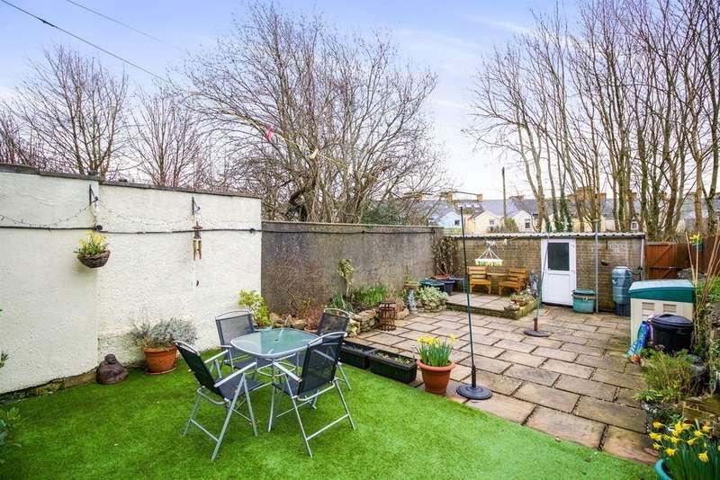 3 Bedrooms End Of Terrace House for sale in Park Street, Bridgend
