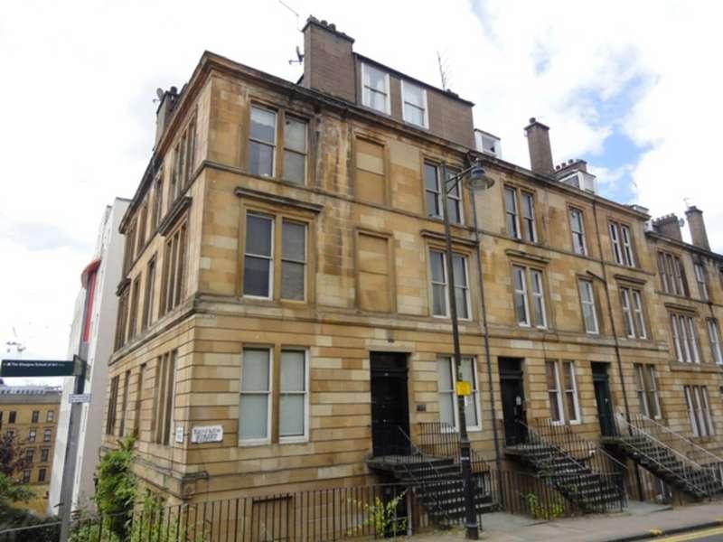 1 Bedroom Apartment Flat for sale in GARNETHILL, Renfrew Street G3