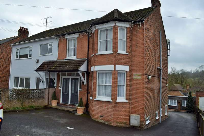1 Bedroom Flat for rent in West Wycombe Road, High Wycombe HP12