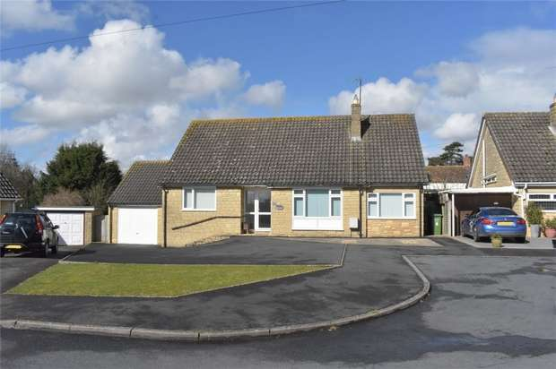 2 Bedrooms Detached Bungalow for sale in College Road, Bredon, Tewkesbury