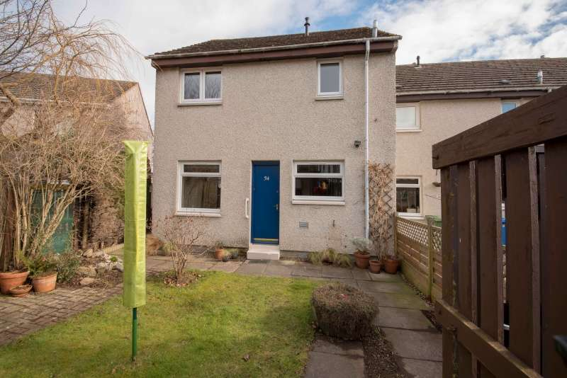 3 Bedrooms End Of Terrace House for sale in Canal Terrace, Inverness, Highland, IV3 8QQ