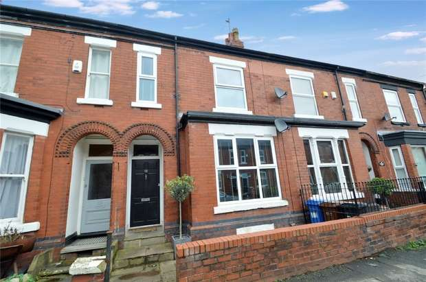 3 Bedrooms Terraced House for sale in Winifred Road, Heaviley, Stockport, Cheshire