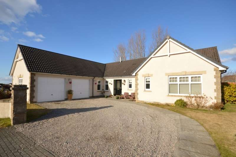 4 Bedrooms Detached Bungalow for sale in Redwood Avenue, Inverness, IV2
