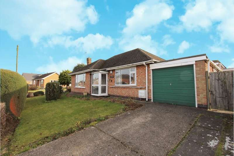 2 Bedrooms Detached Bungalow for sale in Rivergreen Crescent, Bramcote, Nottingham, NG9