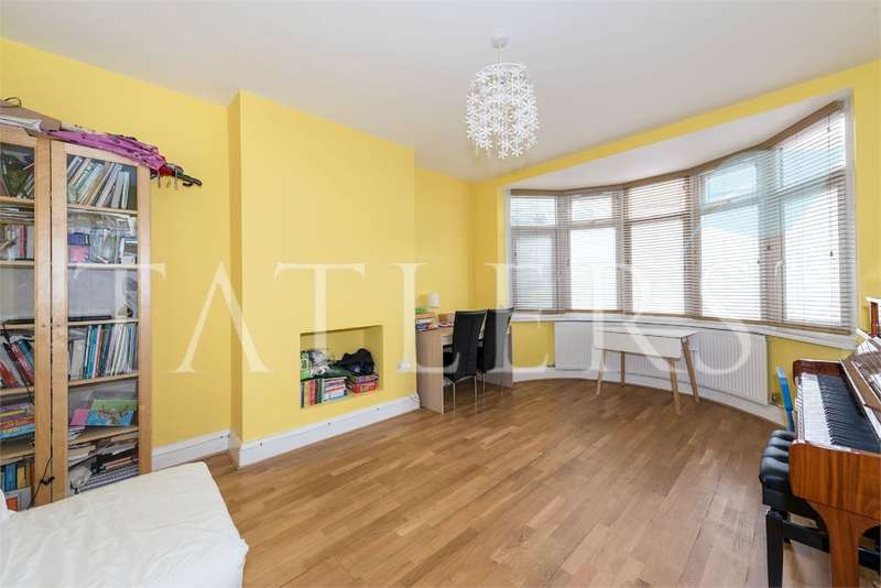 4 Bedrooms Terraced House for sale in Lauradale Road, East Finchley, London