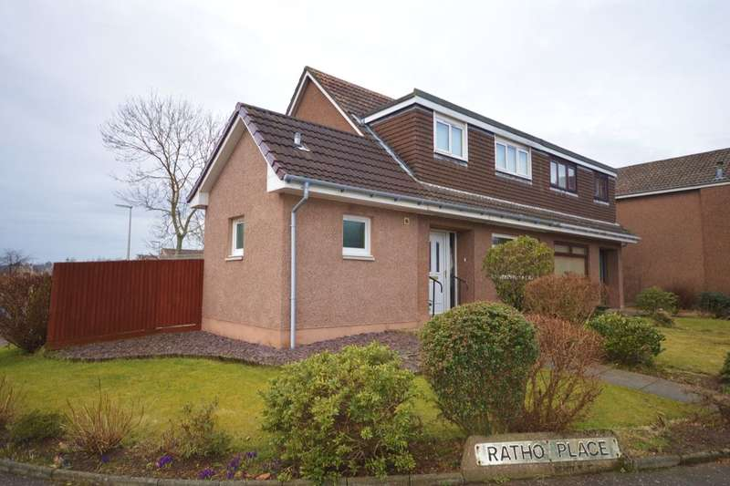 3 Bedrooms Semi Detached House for sale in Ratho Place, Kirkcaldy, KY2