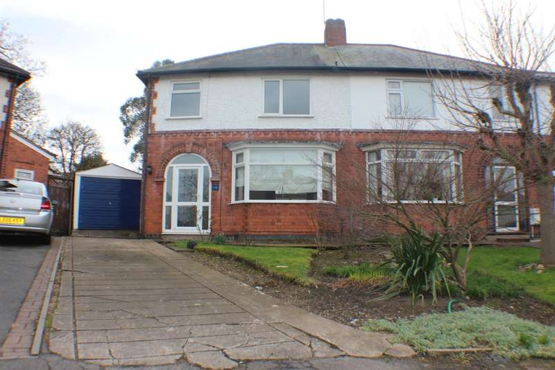 3 Bedrooms House for rent in Greenland Avenue, Leicester, LE5
