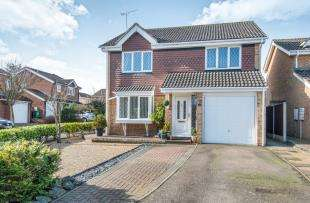 4 Bedrooms Detached House for sale in Fulbert Drive, Bearsted Park, Maidstone, Kent