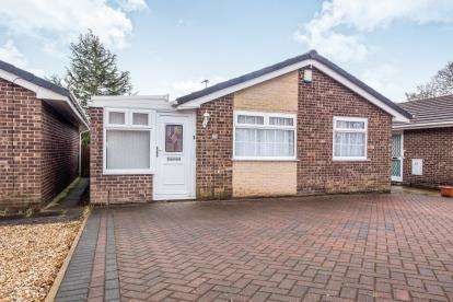2 Bedrooms Bungalow for sale in Southey Close, Fulwood, Preston, Lancashire, PR2