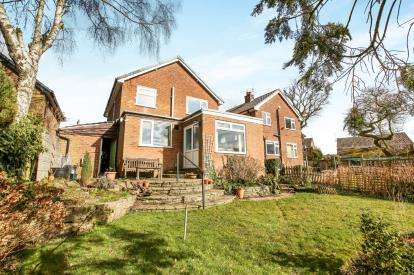 3 Bedrooms Detached House for sale in St. Davids Road, Hazel Grove, Stockport, Cheshire