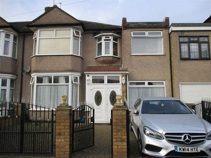 5 Bedrooms Terraced House for sale in Sandringham Road, Barking, UPNEY