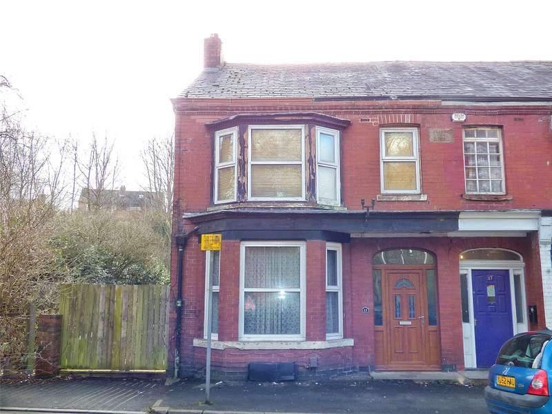4 Bedrooms Semi Detached House for sale in Middleton Old Road, Blackley, Manchester, M9