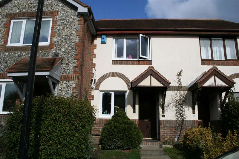 2 Bedrooms Terraced House for sale in Black Eagle Close, Westerham