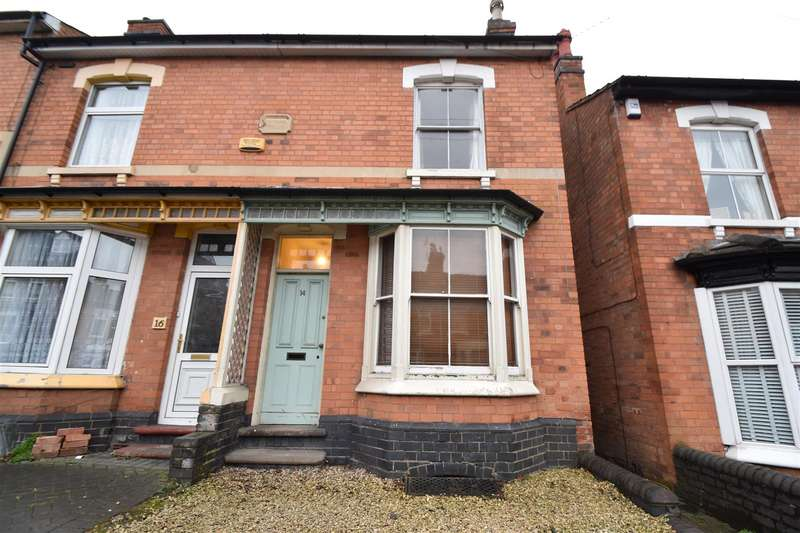 2 Bedrooms End Of Terrace House for sale in Tunnel Hill, Worcester