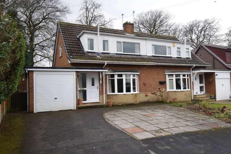 3 Bedrooms Semi Detached House for sale in The Spinney, Sandal, Wakefield