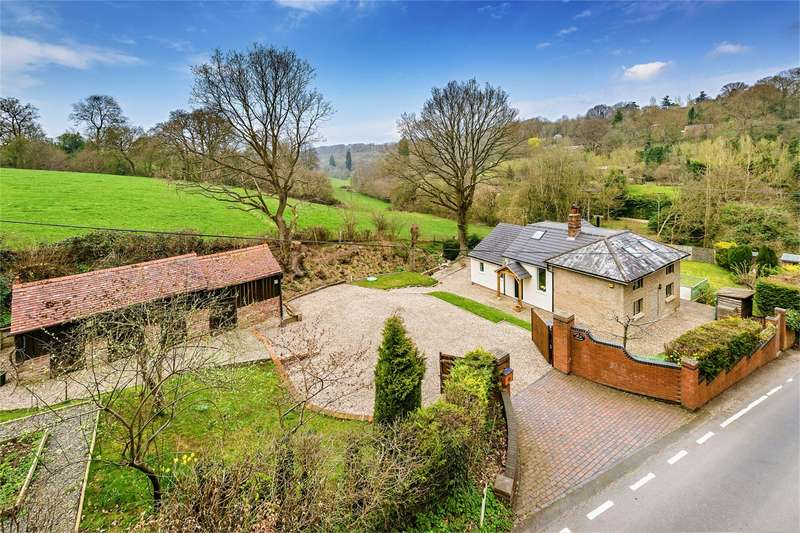 3 Bedrooms Detached House for sale in Borle Mill Cottage, Netherton, Highley, Bridgnorth, Shropshire, WV16