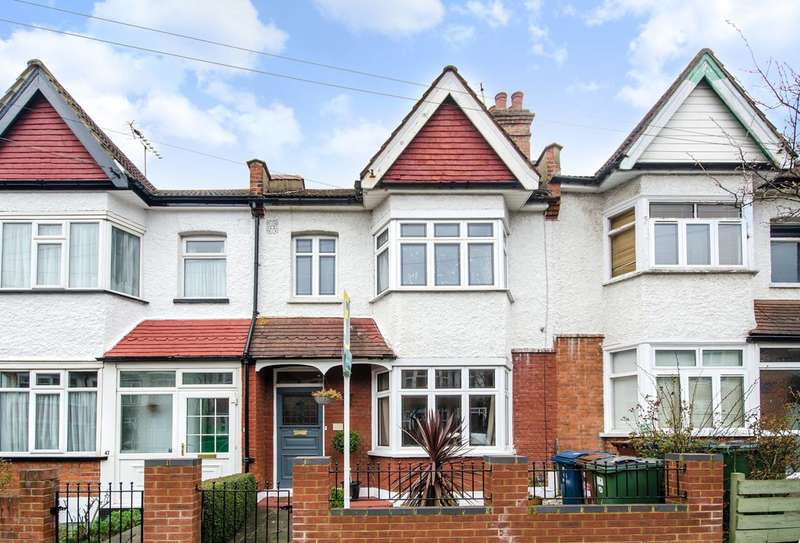 3 Bedrooms House for sale in Rutland Road, West Harrow, HA1
