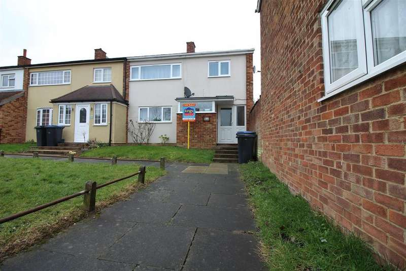 3 Bedrooms End Of Terrace House for sale in The Fortunes, Harlow