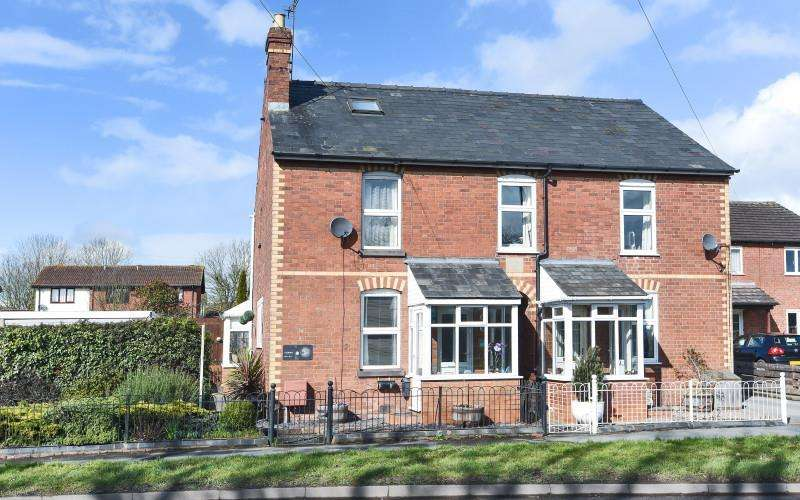 3 Bedrooms House for sale in Leominster, Herefordshire, HR6