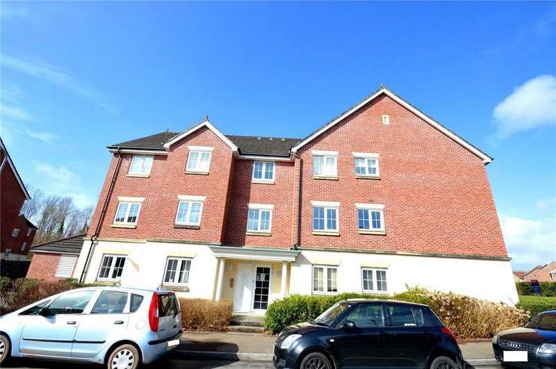 2 Bedrooms Apartment Flat for sale in Marle Close, Pentwyn, Cardiff, CF23