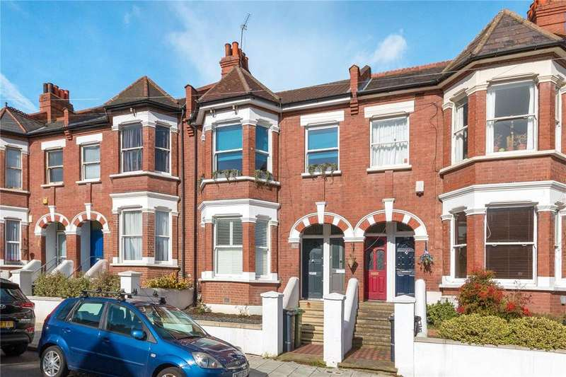 2 Bedrooms Maisonette Flat for sale in Casewick Road, London, SE27