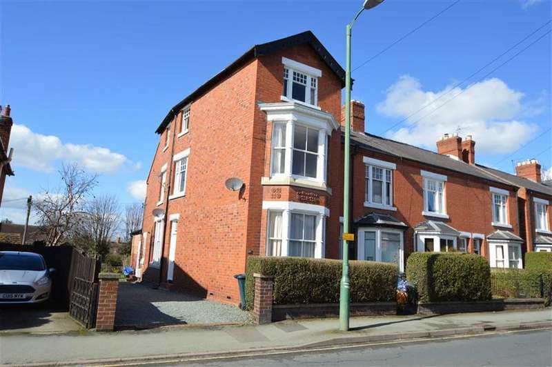 4 Bedrooms Terraced House for sale in 37, Monkmoor Road, Shrewsbury, SY2
