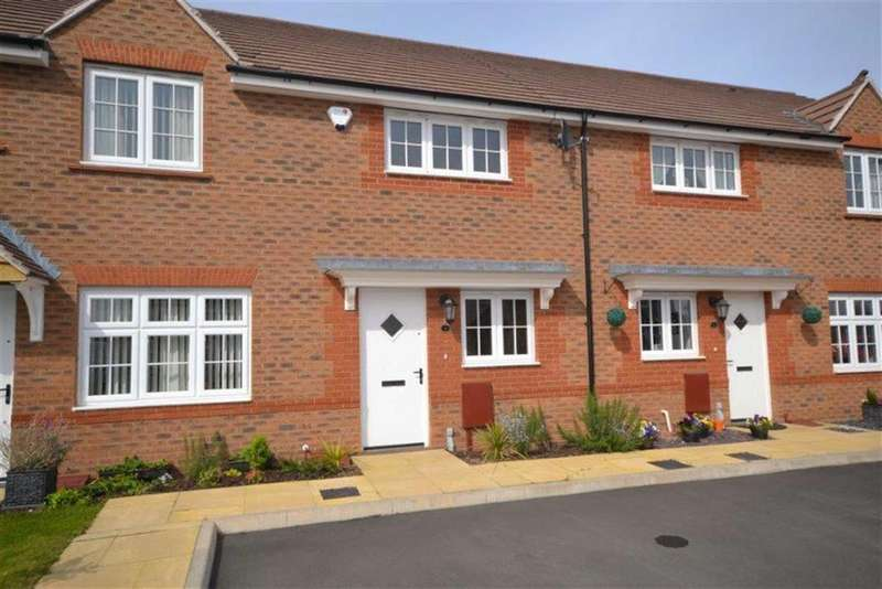 2 Bedrooms Terraced House for rent in Carra Close, Tuttle Hill, Nuneaton