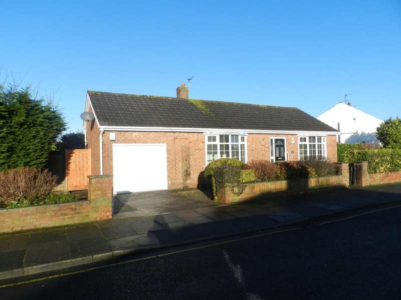 2 Bedrooms Detached Bungalow for sale in Elderwood Avenue, Thornton-Cleveleys